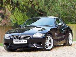 used 2006 bmw z4 coupe z4 m coupe for sale in cambridgeshire