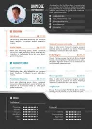 Best Resume Font Pages by Simple One Page Resume Cv By Delimiter Graphicriver