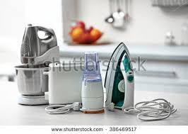 Table In Kitchen Appliances Stock Images Royalty Free Images U0026 Vectors Shutterstock