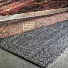 Felt Area Rugs Decoration Rug Stop Rug Pad Anti Slip For Rugs On Carpet Felt