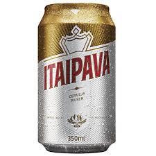 Fabuloso Cerveja ITAIPAVA Lata 350ml @TX38