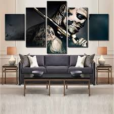 Wall Art For Living Room by Online Get Cheap Cool Wall Art For Guys Aliexpress Com Alibaba