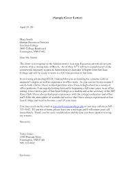 college administrator cover letter mitocadorcoreano com
