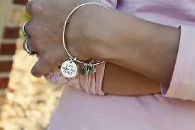 personalized bangle personalized bangle bracelet in sterling silver custom godmother