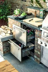 prefab outdoor kitchen grill islands outdoor barbecue islands prefab outdoor kitchen medium size of