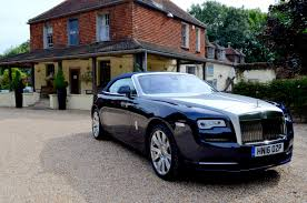 rolls royce wraith blue rolls royce dawn uk review with video