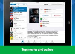 by flixster updated with ios 7 inspired design and hd movie streaming