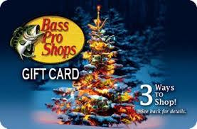 bass pro shops christmas tree gift card bass pro shops
