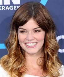 the rachel haircut 2013 rachel melvin long wavy casual hairstyle medium brunette auburn