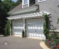 garage doors trellis over garage door aluminum kits building