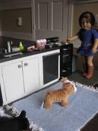 18 inch doll kitchen furniture 107 best doll kitchen images on
