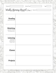free home school free 2016 2017 printable homeschool planner five j s homeschool