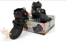 motorcycle boots and shoes online cheap pro biker motorcycle racing boots racing shoes racing