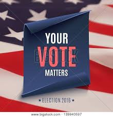 election 2016 background your vector u0026 photo bigstock