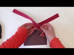 tie ribbon best 25 how to tie ribbon ideas on tying ribbon bows