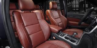 Grand Cherokee Interior Colors 2017 Jeep Grand Cherokee Srt Review