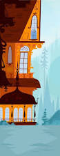 foster s home for imaginary friends the art of foster u0027s home for imaginary friends u2013 brave the woods