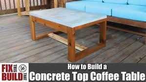 target outdoor coffee table outdoor coffee tables target diy concrete top table how to build