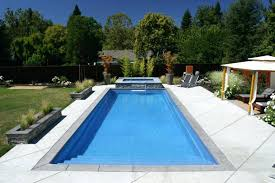 Inground Pool Landscaping Ideas Inground Pool Ideas On A Budget Setting The Standard For In Ground