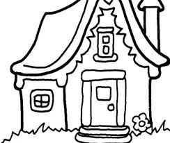 printable gingerbread house colouring page printable gingerbread house coloring page for toddler drawing pages