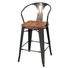 Unfinished Wood Chairs Stools Contemporary Wooden Counter Height Stool Solid Wood