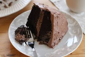 my wickedly chocolatey gluten free chocolate cake recipe dairy