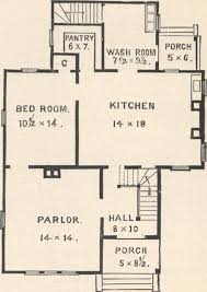cottage home floor plans file cottage houses for village and country homes 1899