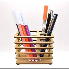 wooden pencil holder plans wooden pen pencil holder rectangle desk organizer wood desk with
