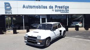 renault r5 turbo for sale classic driver