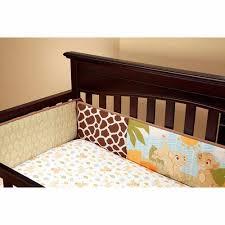 disney baby bedding lion king jungle fun crib bumper walmart com