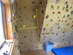 40 Square Feet The Lazy H Climbing Barn Trango Core