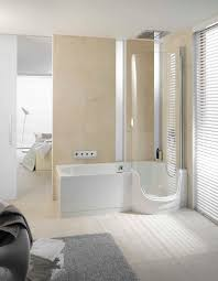 appealing modern small bathroom with shower room design ideas come
