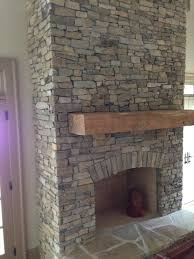 fireplace mantel wood building our diy the tile stacked designs