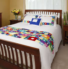 Bedroom Furniture Runners Make Your Bed Quilted Bed Runners Pillows And More To Suit Your