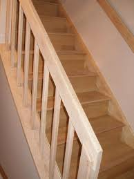 Banister Railing Concept Ideas Wooden Staircase Railing Deck Design Ideas Ldm Wood Concepts Wood