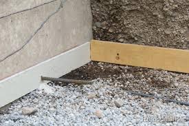 How Thick For Concrete Patio Remodelaholic Diy Concrete Patio Part One
