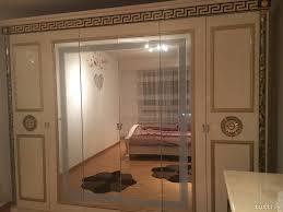 Willhaben Schlafzimmerm El Luxus Schlafzimmer Bettgruppe Bett Versace Muster Gold Dekor