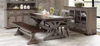 Dining Room Sets For 6 Oak Dining Room Set With 6 Chairs Tables Leaves Built In Table