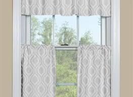grey cafe curtains 10473