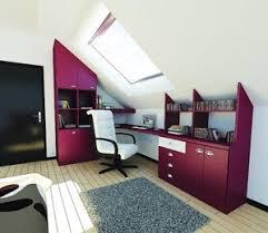 bureau sous combles archea faire construire sa maison bureau