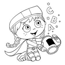 10 Super Coloring Pages Toddler
