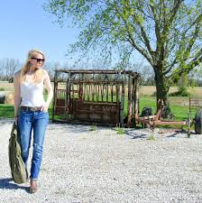 fashioned for living cowboy boots boyfriend jeans 3