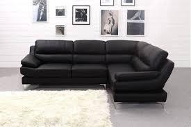 Cheap Leather Corner Sofas Stylish Cheap Black Leather Corner Sofas Buildsimplehome