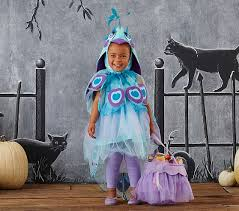 Child Peacock Halloween Costume Toddler Peacock Costume Pottery Barn Kids