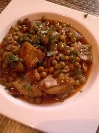 cuisine traditionnelle algeroise tbikha algéroise à l orientale salé cuisine
