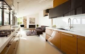 meuble cuisine moderne l éclairage sous les meubles de cuisine entre style et