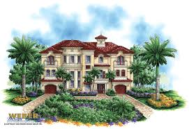 Mediterranean Style Floor Plans Three Story House Plans With Photos Contemporary Luxury Mansions
