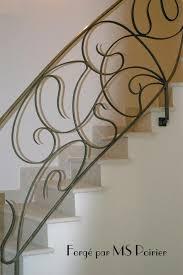 Fer Forge Stairs Design Re D Escalier En Fer Forgé Du Xxème Siècle Deco Pinterest
