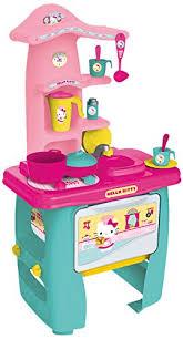 jeux de cuisine hello grands jeux gg02301 cuisine hello 95 cm amazon fr jeux et