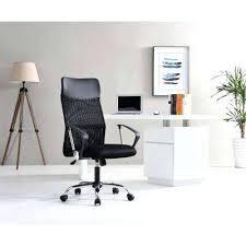 desk black mesh high back executive office chair home depot desk